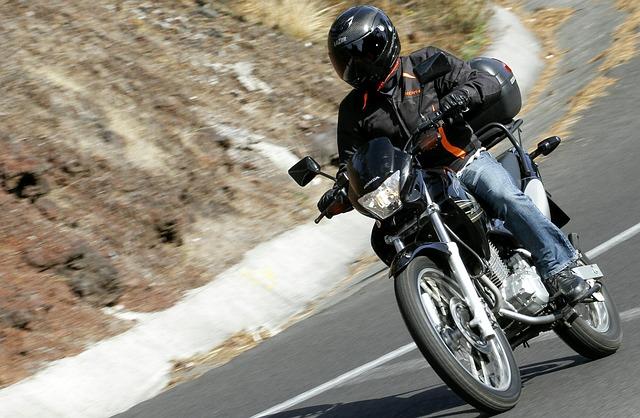 Energia para ir além, de moto também!